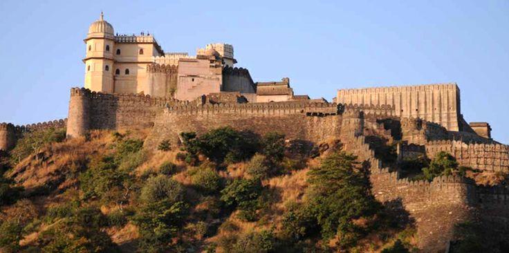 Kumbhalgarh Fort   Udaipur   RajasthanUdaipur Fort