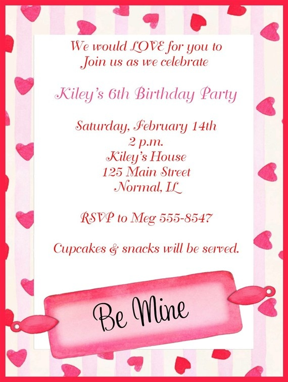 valentine's day birthday ecards