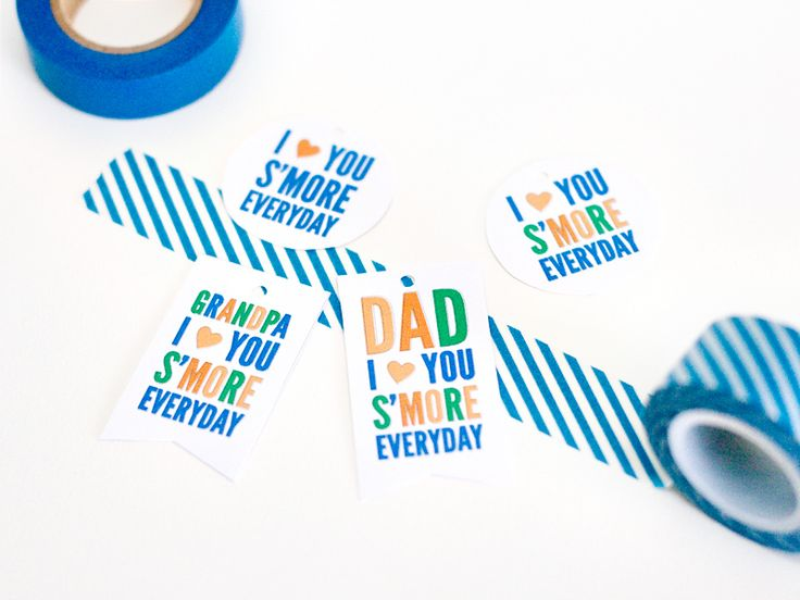 father's day gift favors
