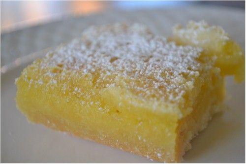 Lemon Bars - Gluten Free   Gluten Free Sweet   Pinterest
