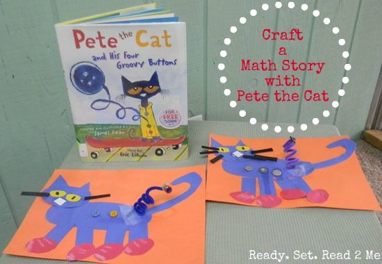 Storybook Summer: Pete the Cat with Ready Set Read | Make and Takes