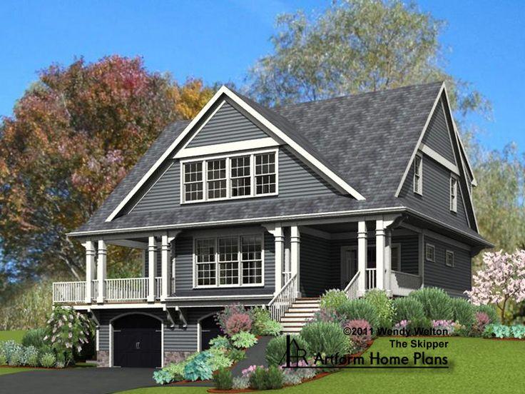 14 Decorative Bungalow Craftsman House Plans House Plans