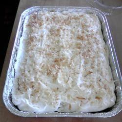 Coconut Cream Cake I | Recipe