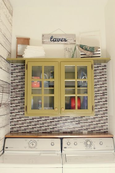 Laundry Room On A Budget