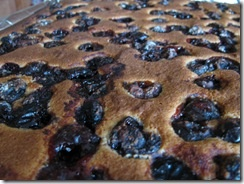 Hungarian Sour Cherry Cake   Selfish Cooking - Sweets   Pinterest