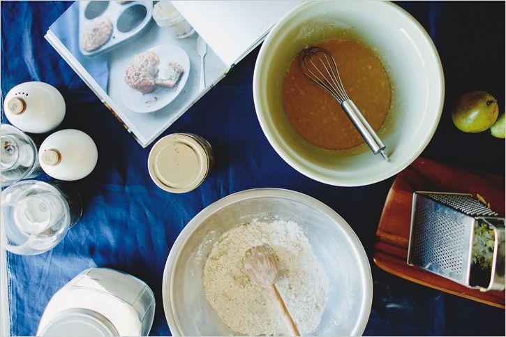 Pear And Hazelnut Muffins | Food Inspirations | Pinterest