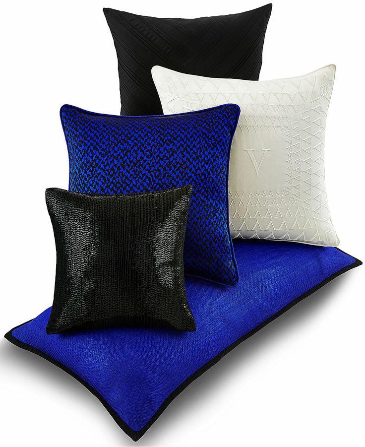 decorative pillow collection decorative pillows bed amp bath macy s
