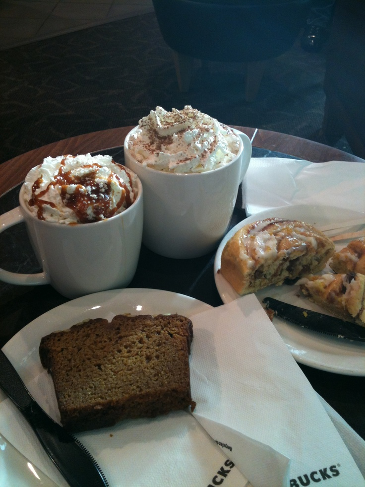 : Salted Caramel Chocolate & Pumpkin Spice Latte! Pumpkin Spiced ...