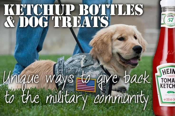 give back military charities
