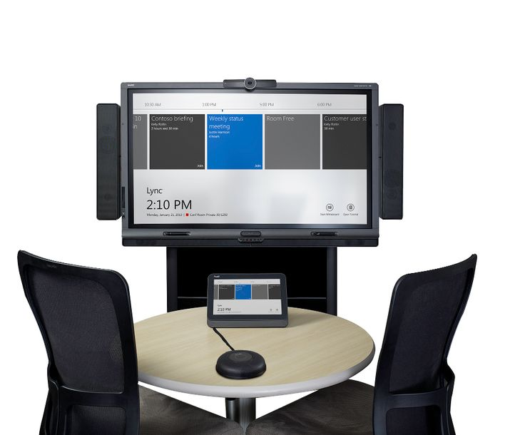 Virtual Meeting Room Lync