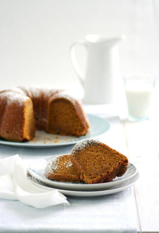 Spice Pumpkin Bundt Cake | Desserts | Pinterest
