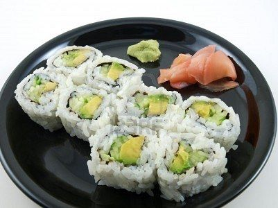 More like this: avocado , rolls and sushi rolls .