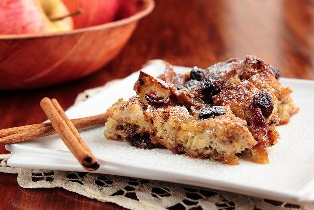 Cinnamon Raisin Baked French Toast by pastryaffair, via Flickr; Sunday ...