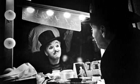 Charlie Chaplin's only novel published for the first time