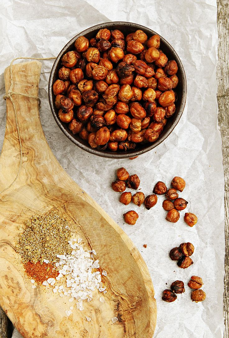 Spiced Roasted Chickpeas | My Cuisine: Condiments & Necessities | Pi ...
