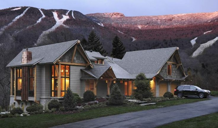 2011 hgtv dream home stowe vermont stowe pinterest for Home builders in vermont