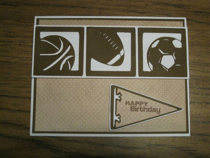 sports mania cricut cartridge handbook