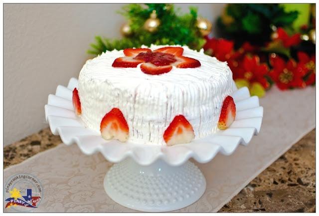 Beautiful Neapolitan Christmas cake | Cakes | Pinterest
