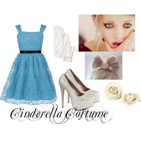 Modern cinderella costume clothes pinterest