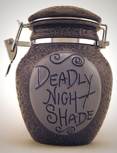 Nightmare Before Christmas Cookie Jar | Stuff | Pinterest