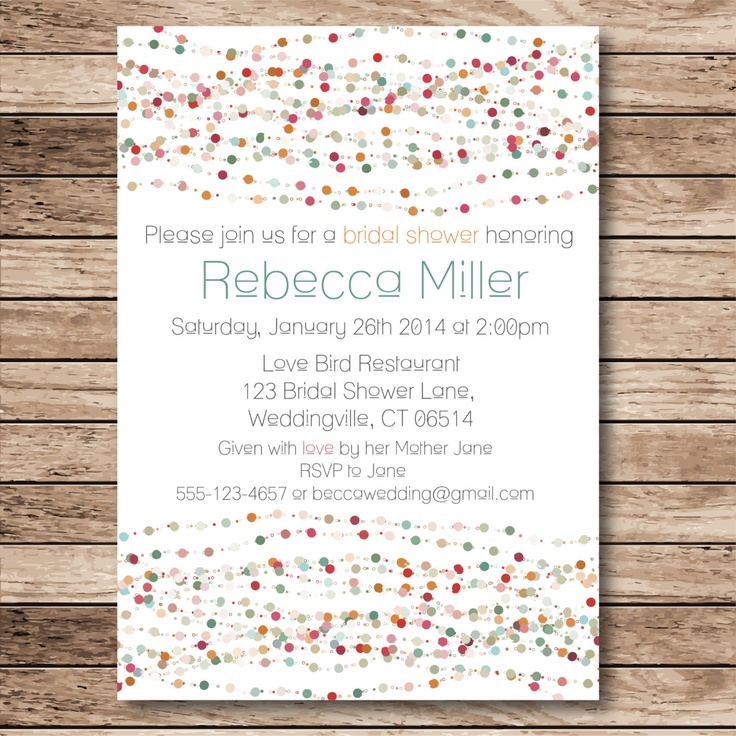 Pinterest Wedding Invite for adorable invitations layout