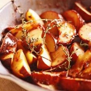 Roasted Plums | colorful fruit | Pinterest
