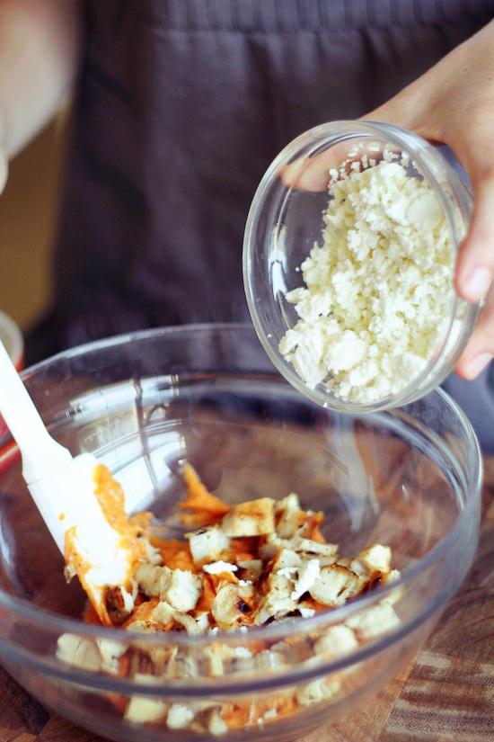 Greek Chicken Pockets | Favorite Recipes | Pinterest