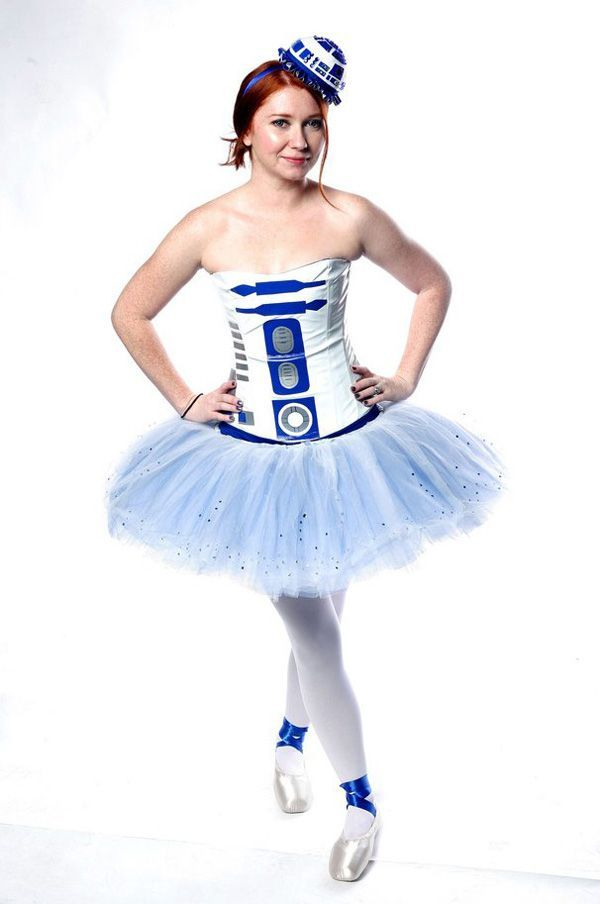 R2d2 Costume r2d2 ballerina costume...