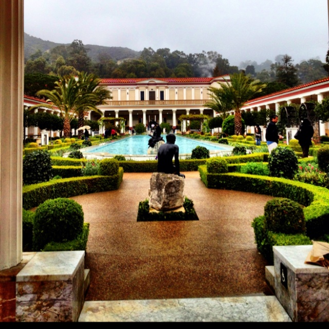 Getty Villa Malibu Oh The Things I Have Seen