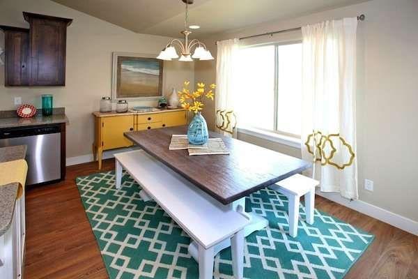 Love This Dining Room Set Up Dinning Room Pinterest