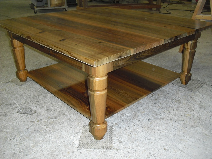 Riverwood Cypress Coffee Table