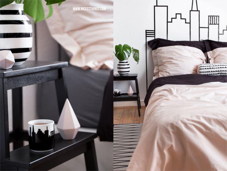 Bedroom DIY: New York City Skyline Bedhead / Kähler Omaggio Auping ...