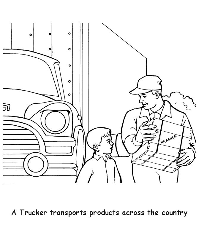 labor day coloring pages - photo#49