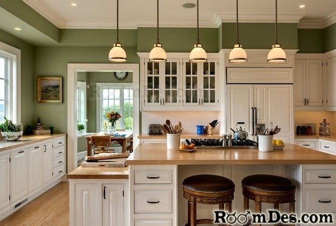 like the multi level kitchen island for the home
