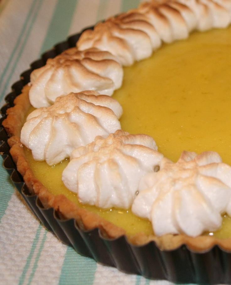 Cooking in Kirkland: Lime Meringue Tart | Sweet Summer Treats | Pinte ...