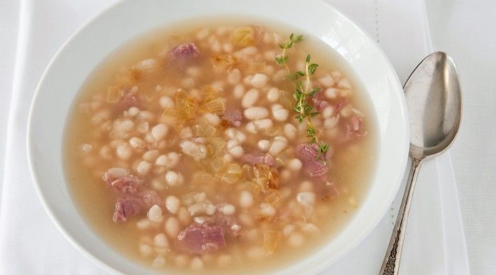 Senate Bean Soup | Recipe