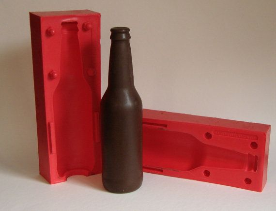 silicone beer bottle molds