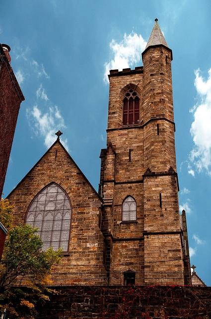 The Old Church - Jim Thorpe, PA