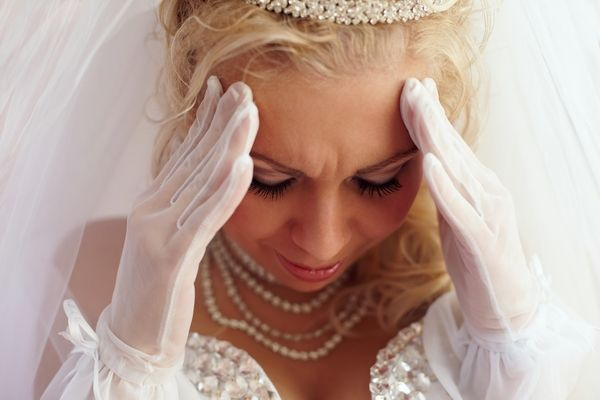 Stress-free bride's plan