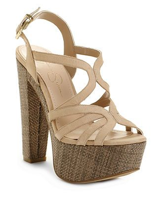 Jessica Simpson Rebi Women s Wedge Shoes