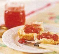 ... the Gooseberry Patch Blog - easy 4 ingredient Strawberry Freezer Jam