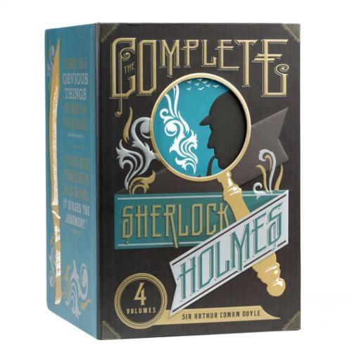 Book Designers - Complete Sherlock