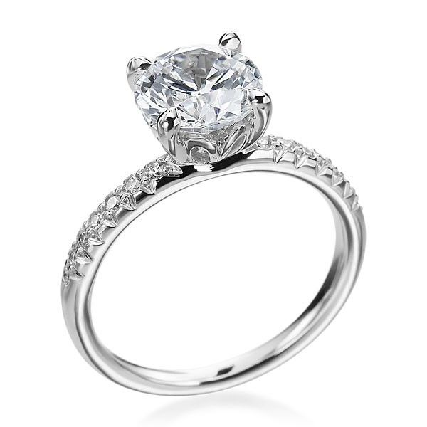 Pin by Genesis Diamonds on Michael B Diamond Engagement Rings