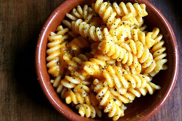 Rotini with Butternut-Sage Sauce | alexandra's kitchen