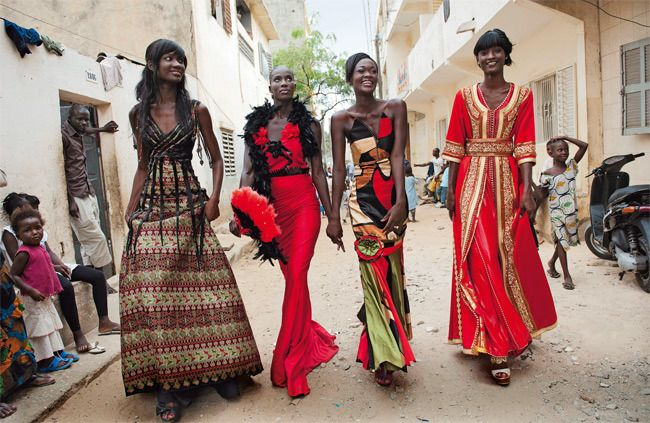 Models In Senegal African People Pinterest