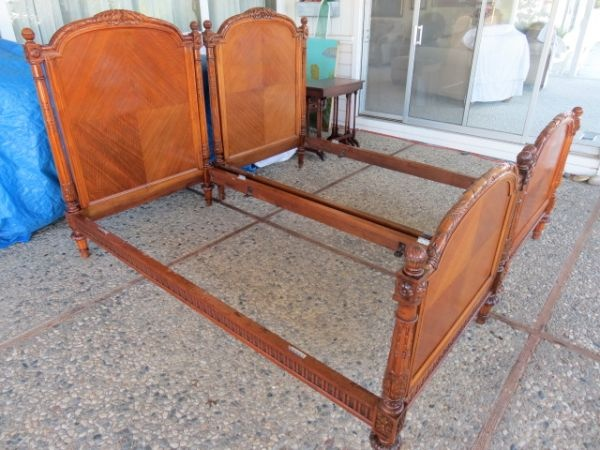 Pin by venus on beds pinterest for 2 twin beds for sale