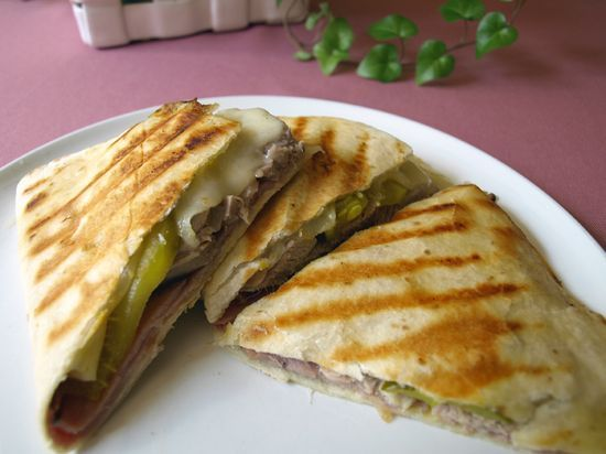 Cuban Quesadillas | Grilled Cheese,Quesadillas & More Amazing Sammies ...