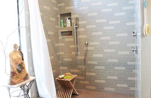 Model View Topic  Horizontal Vs Vertical Tiles In Bathroom  Home