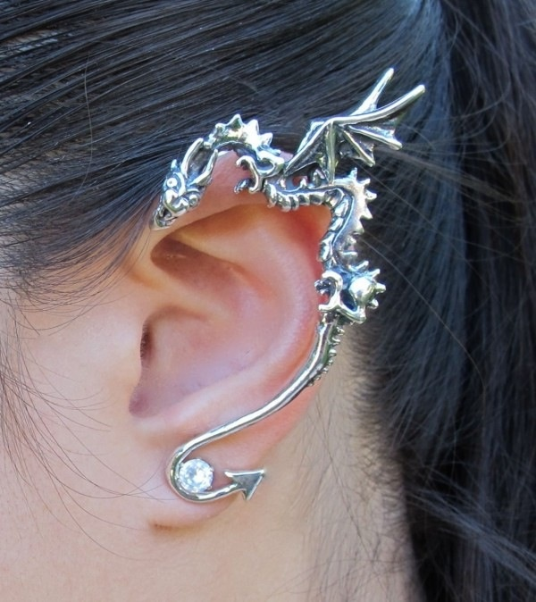 Via Aubrey CopelandHelix Piercing Jewelry Cuff