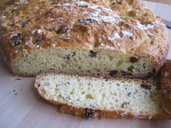 Irish Soda Bread | Recipe